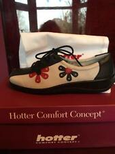 Hotter Casual Floral Flats for Women