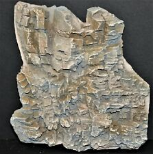 "104P Master Rock Casting Colorado Shale Multi Scale 8"" x 6"" x 1"" Painted"