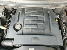 LAND ROVER DISCOVERY 3 SPORT 2009 2.7TDI V6 276DT BARE ENGINE WITH INJECTORS