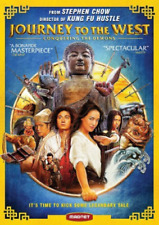 Journey to The West 0876964006637 With Qi Shu DVD Region 1