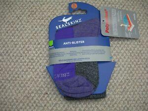New Sealskin Solo Quick drying Mid Length Walking Socks - XL