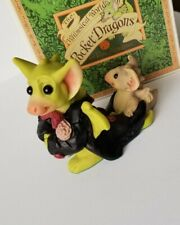 """""""I'll Be The Groom"""" Whimsical World Pocket Dragons Real Musgrave w Box"""