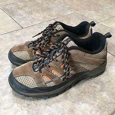 MERRELL Chameleon 4 Ventilator Walnut Outdoor Trail Shoes Kids Size 7