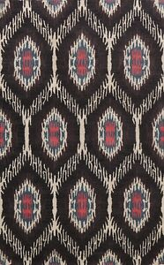 Trellis Contemporary Abstract Oriental Area Rug Hand-Tufted Wool Living Room 5x8