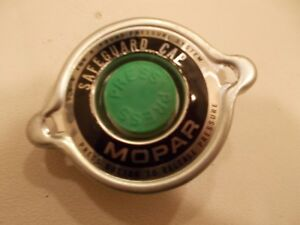 NOS MOPAR 4# Safeguard Radiator Cap DeSoto 49 50 51 and early 1952