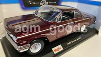 Maisto 1:18 Scale - 1962 Chevrolet Bel Air - Diecast Model Car