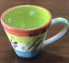 Vicki Carroll Studio Coffee Mug, Fine and Dandy
