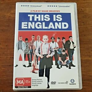 This is England DVD R4 Like New! – FREE POST