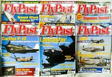 FlyPast July - December 2003 North Weald Mustang Dam Busters RAAF Lancaster P-51