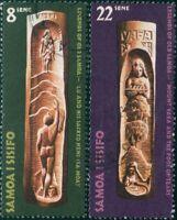 Samoa 1971 SG370-372 Myths and Legends part set FU