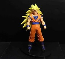 "BP  Dragonball Z Super Saiyan SS3 GOKU Figure Statue 8"" LOOSE NO BOX #FD4"