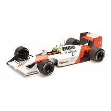 Minichamps McLaren Honda MP4/4 #12 Ayrton Senna World Champion 1988 1/18