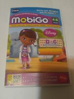 VTech Mobigo Doc McStuffins Learning Game |New|