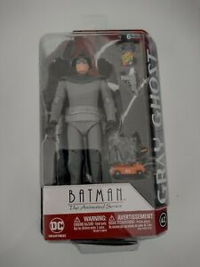 Batman The Animated Series Action Figure Gray Ghost 16 cm *MINOR BOX DAMAGE*
