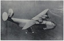 WWII  Homefront Military Plane Print - Martin JRM  Mars
