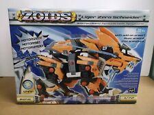 Zoids #041 Liger Zero Schneider 2002 Hasbro 1/72 Scale Nib Sealed