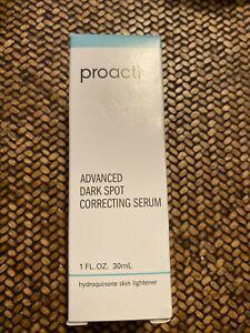 PROACTIV Advanced Dark Spot Correcting Serum Skin Lightener 1 oz Exp 2019 Sealed
