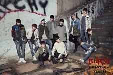 UP10TION MINI ALBUM [ BURST ]   KPOP NEW
