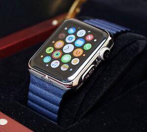 Caviar Apple Watch Epoca 42mm USSR CCCP Lenin Limited Edition Wristwatch
