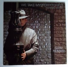 "Gary Numan, We Take Mystery To Bed 12"" Vinyl Record"