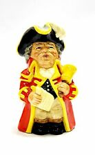 Royal Doulton - Town Crier - Toby Jug - Made in England