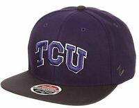 Zephyr NCAA TCU Horned Frogs Snapback, Adjustable New Free Shipping Hat