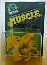 Super7 Aliens M.U.S.C.L.E. SDCC 2017 Exclusive Yellow Ripley and Queen 2 pack