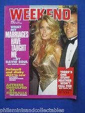 Weekend Magazine - Heather Thomas, David Soul    29th June 1983