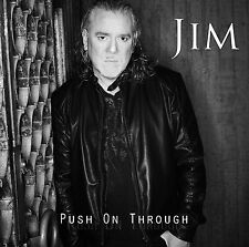 Jim Jidhed - Push on Through / New CD 2017 / Hard Rock, AOR / Sweden / ALIEN