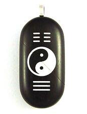 """Illusionist Locket #4971 """"Natural"""" Magic Yin Yang Pendant by Illusion Lockets"""