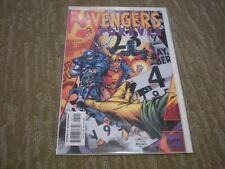 AVENGERS FOREVER #5 OF 12 (1999 Series) Marvel Comics NM