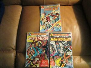 The Phoenix #1 Atlas Comics