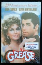 """Grease"" 20th Anniversary Limited Edition VHS Brand New Factory Sealed 1978"