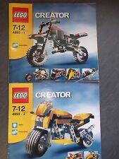 LEGO ®  Bauanleitung 4893 Creator