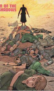 Image Comics Gi Joe A Real American Hero Issue No 42 Dawn Of The Red Shadows