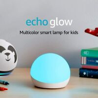 Echo Glow - Multicolor Smart Lamp for Kids - Refurbished by Amazon