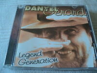 "RARE! CD ""DANYEL GERARD - LEGEND GENERATION"""