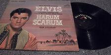 """Elvis Presley """"Harum Scarum"""" LP #RCA VICTOR #LSP-3468 SAM KATZMAN"""