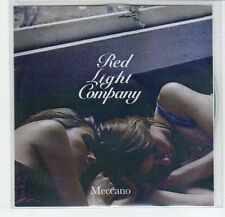 (EF678) Red Light Company, Meccano - 2009 DJ CD