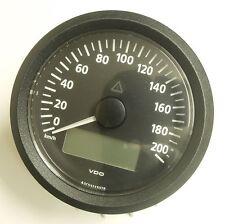 VDO Viewline Tachometer Tacho 85mm 200 Km/h
