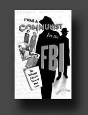*I WAS A COMMUNIST FOR THE FBI* Old Time Radio Shows - 53 MP3s on CD +FREE OFFER