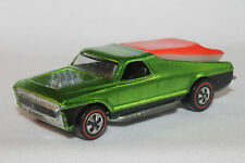 HOT WHEELS REDLINE SEASIDER, SPECTRAFLAME METALLIC APPLE GREEN