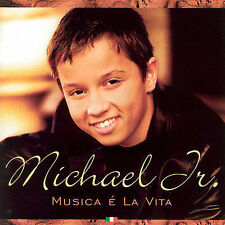 Musica E La Vita * by Michael Junior (CD, Feb-2002, Coeur de Lion)