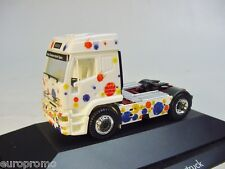 "1:87 HERPA IVECO Tractor ""Flower Truck"" VERY COLLECTABLE MODEL !"