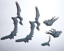 Dark Elves Cauldron Of Blood Rear Chassis Blades - G352
