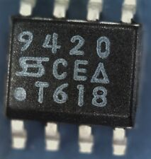 5 x siliconix si9420dy 200V 1A mosfet SO8 surface mount 9420