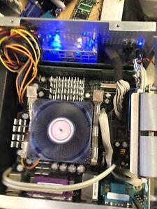 DFI Industrial Compact Pc Windows XP Sp2 Model AAAQ7854