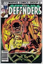 The Defenders #116  - 1983 - Marvel
