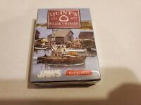 Rare🔶 Jaws Playing Cards - Quint's Shark Charter since 1977 - Sealed