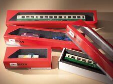 Auhagen 99301 Lok Wagen Aufbewahrungsbox 10st.